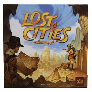 بازی lost cities